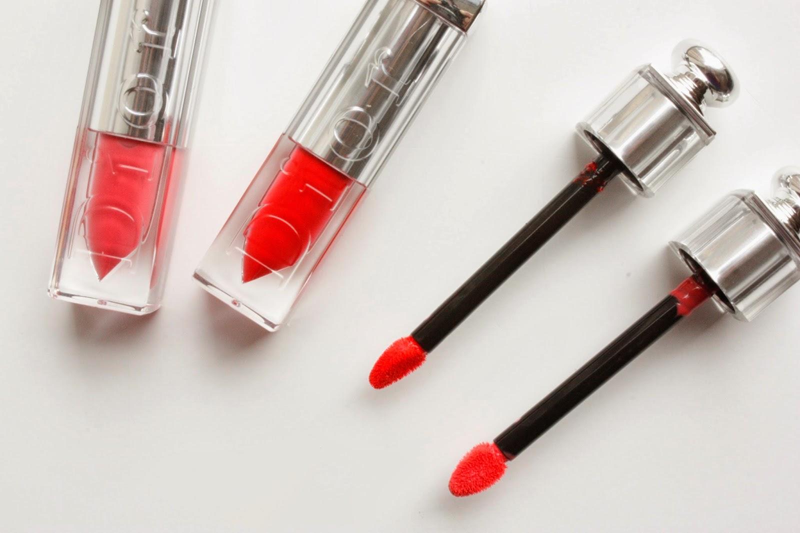 fd693dff New: Dior Addict Fluid Sticks - alittlebitetc
