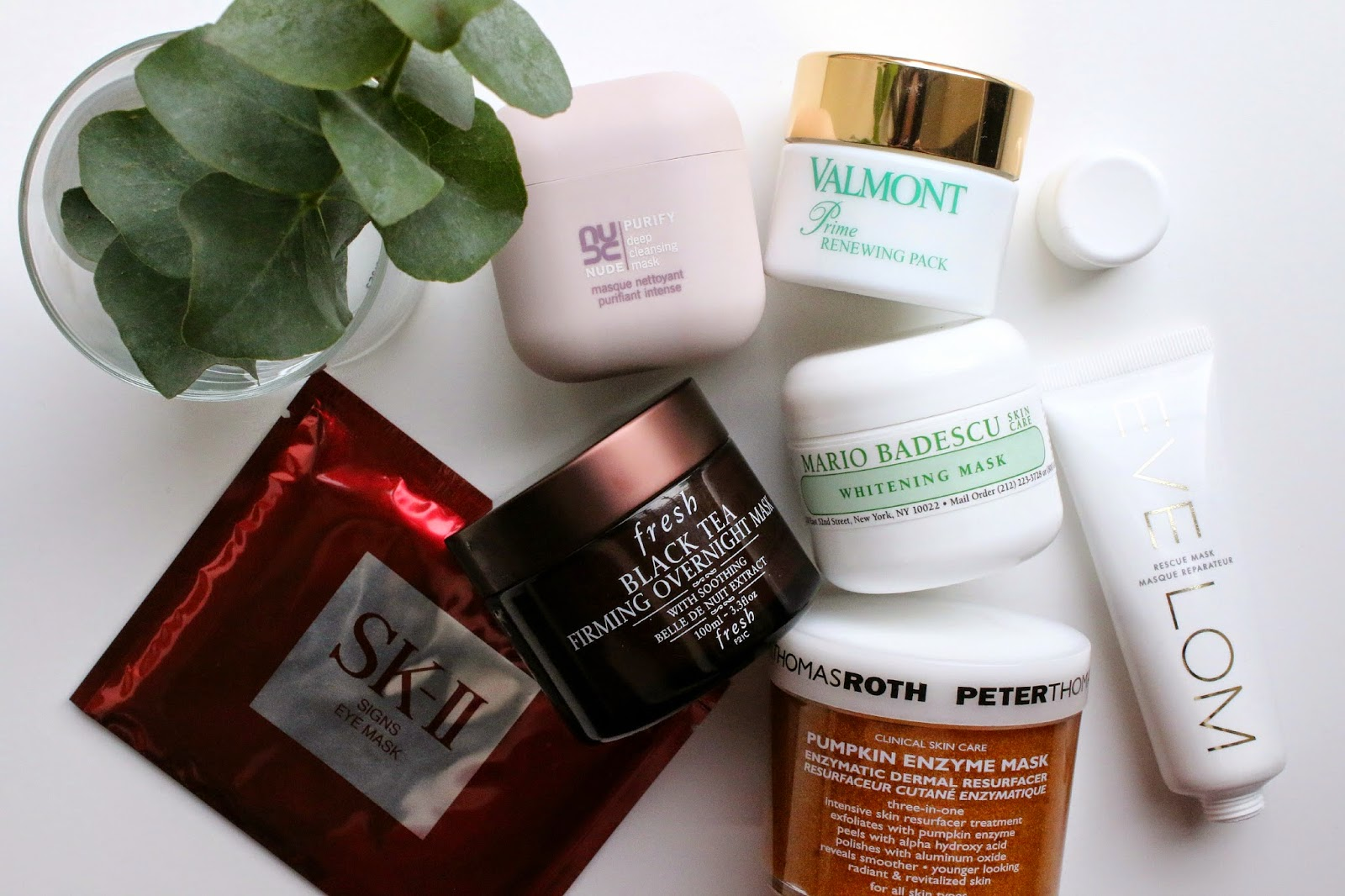 how to find the perfect face mask for your skin