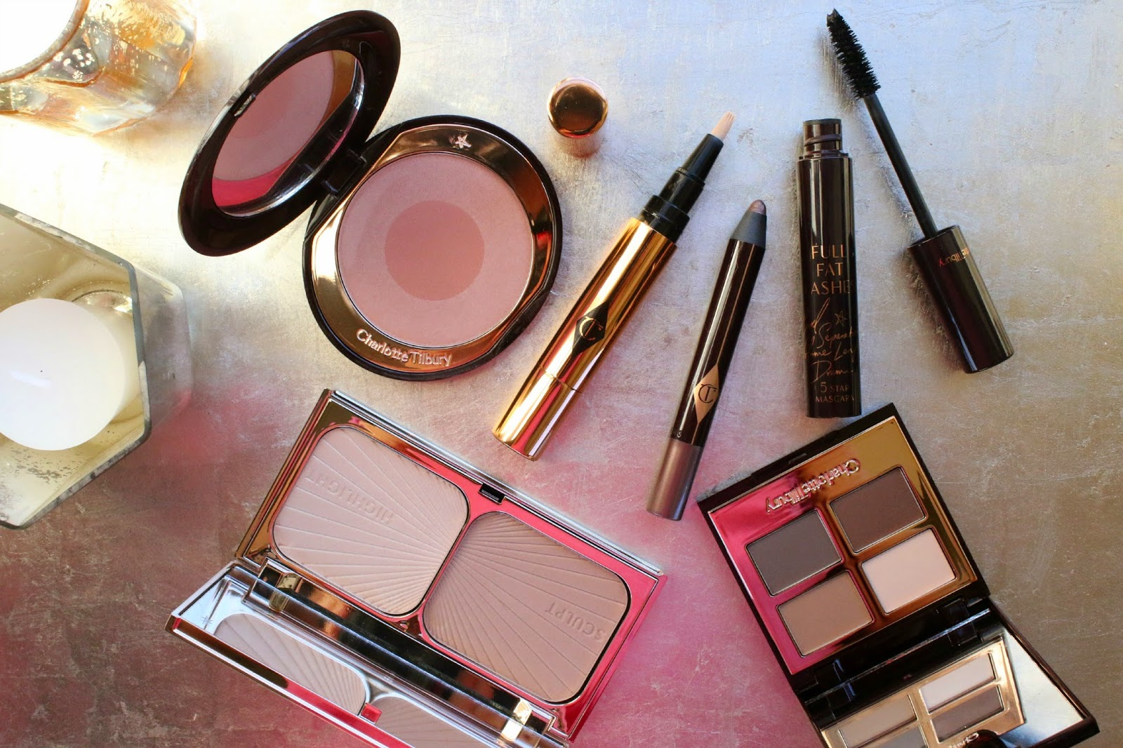 Charlotte Tilbury makeup review