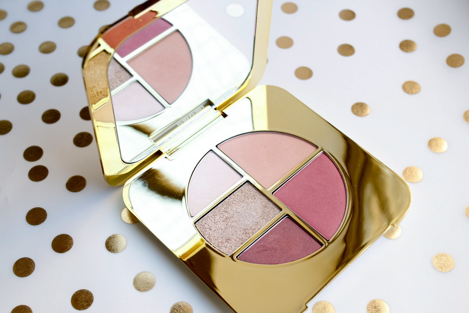 Tom Ford Summer 2015 Eye and Cheek Palette giveaway