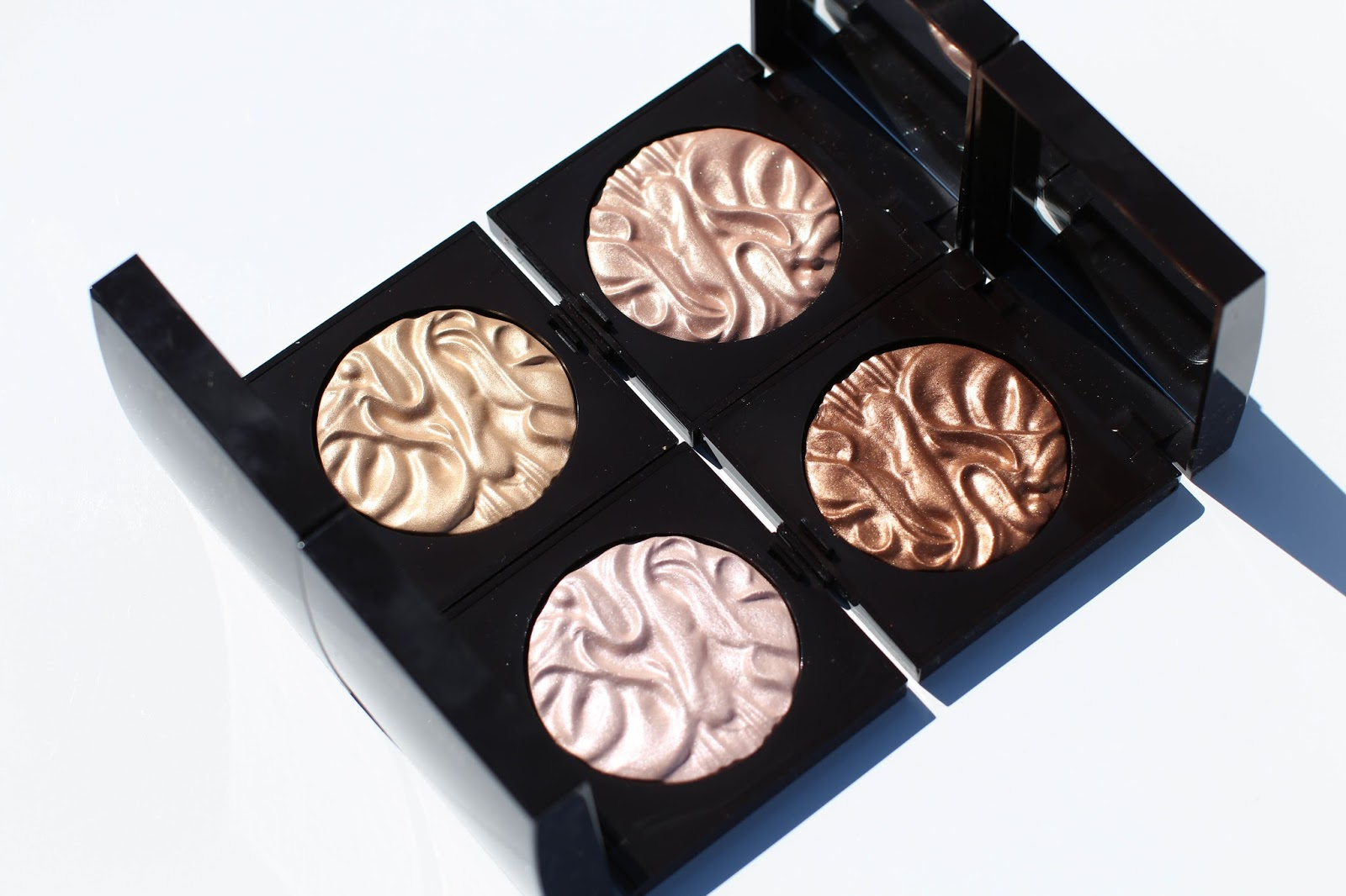 Laura Mercier Face Illuminator Powders - All Shades with Swatches