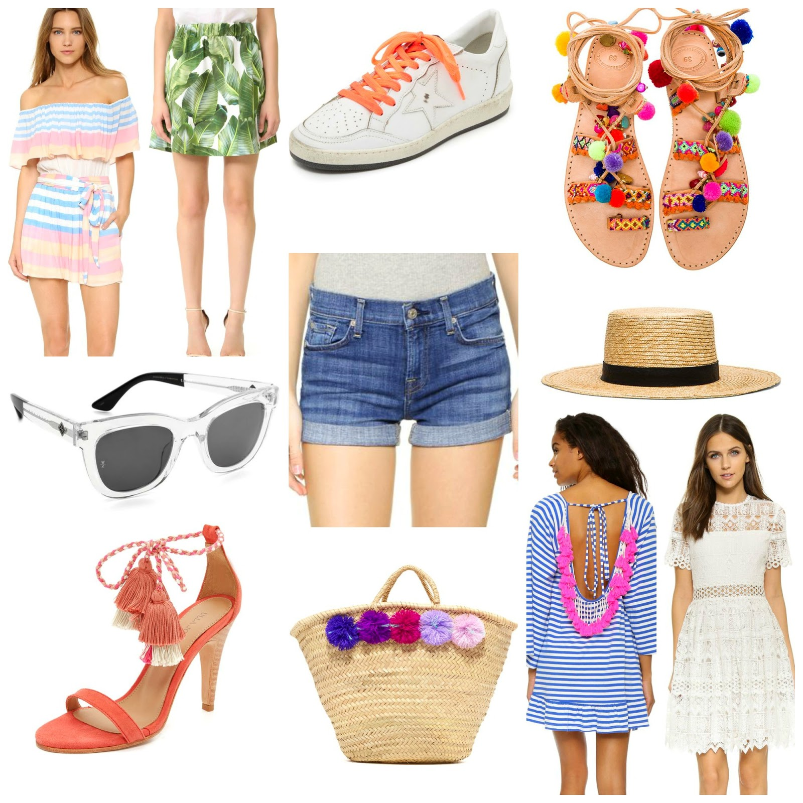What Should Be In My Closet - alittlebitetc