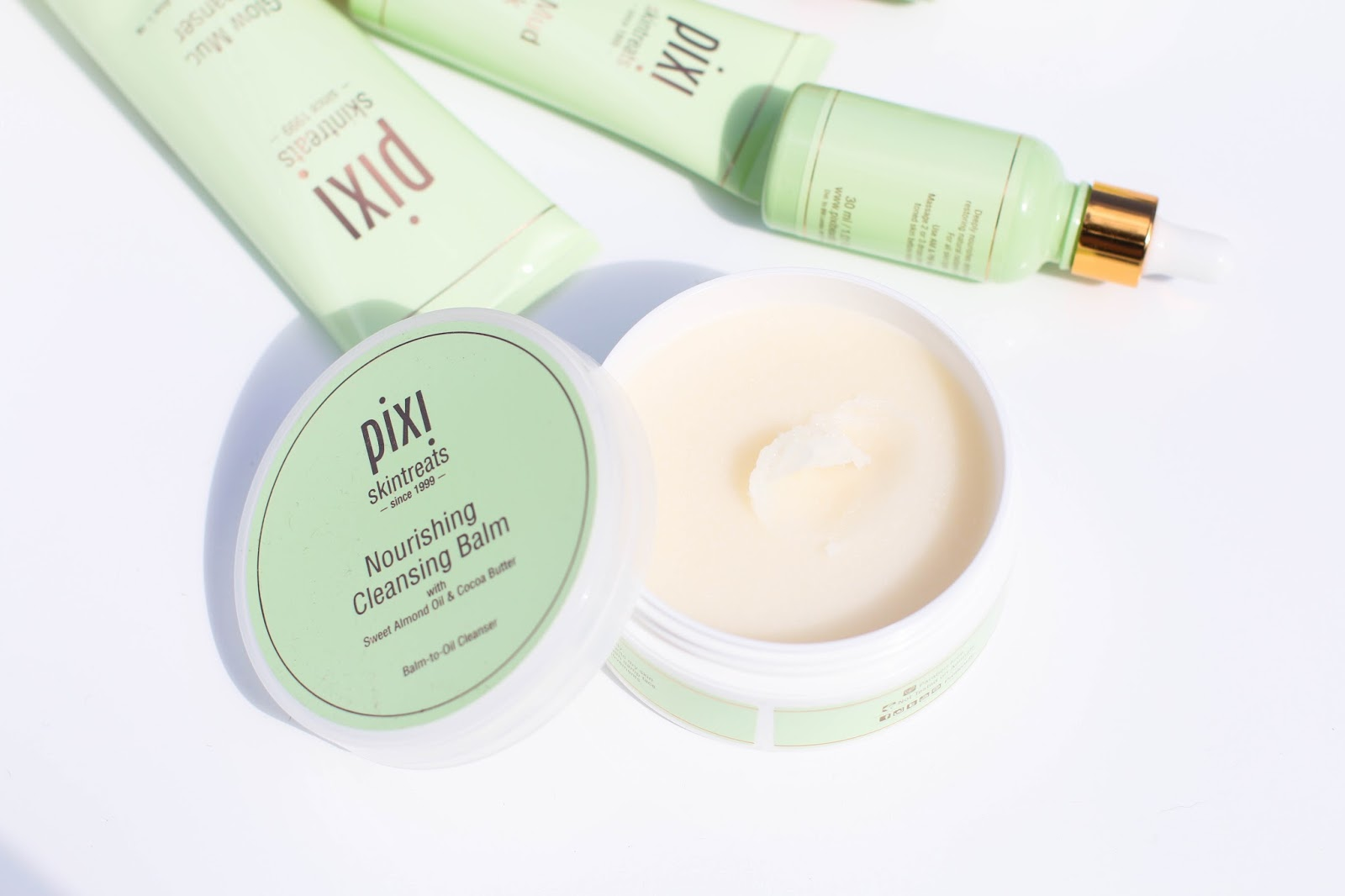 Pixi Nourishing Cleansing Balm review