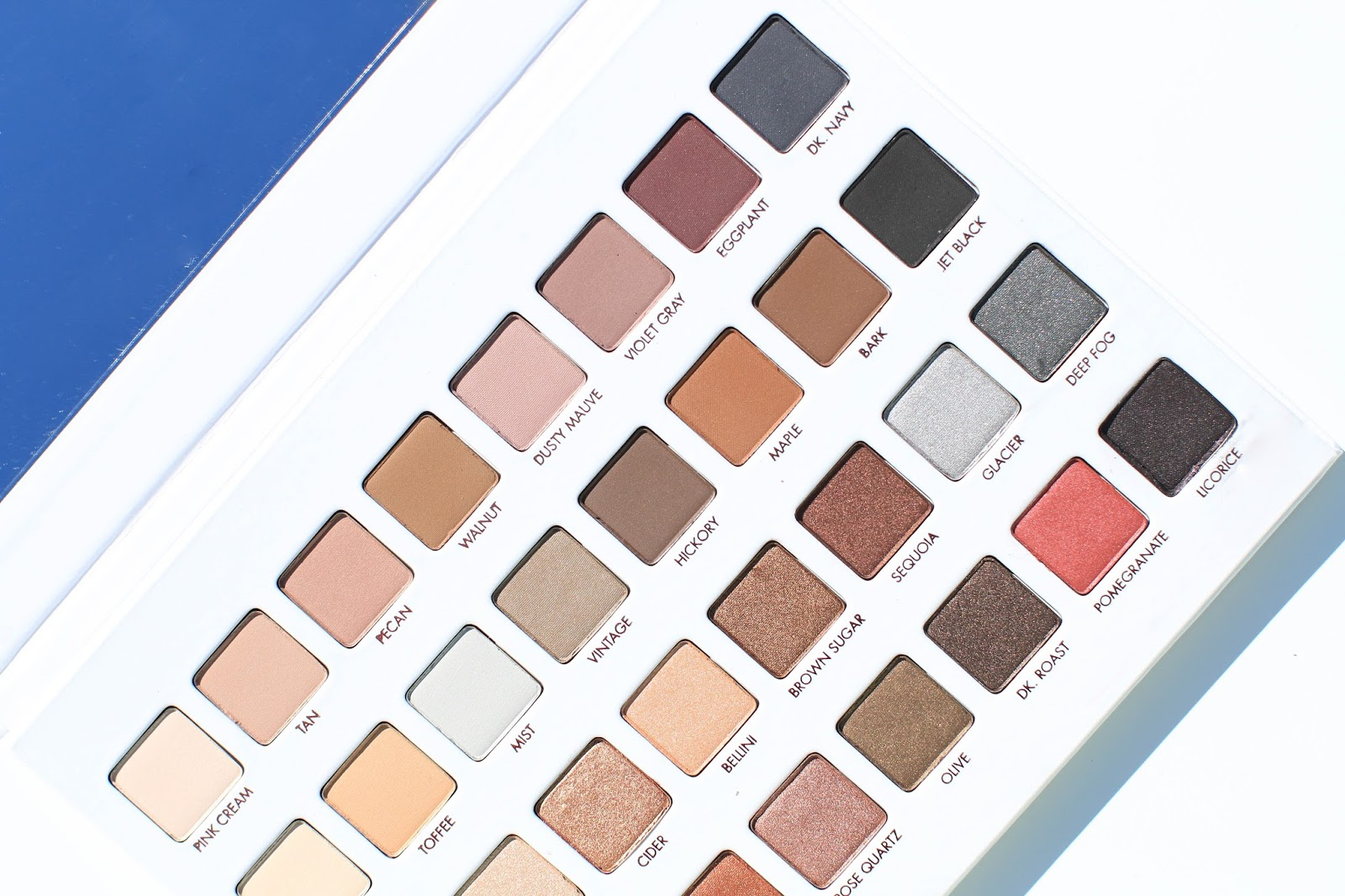Lorac Mega Pro Palette 3 review with swatches