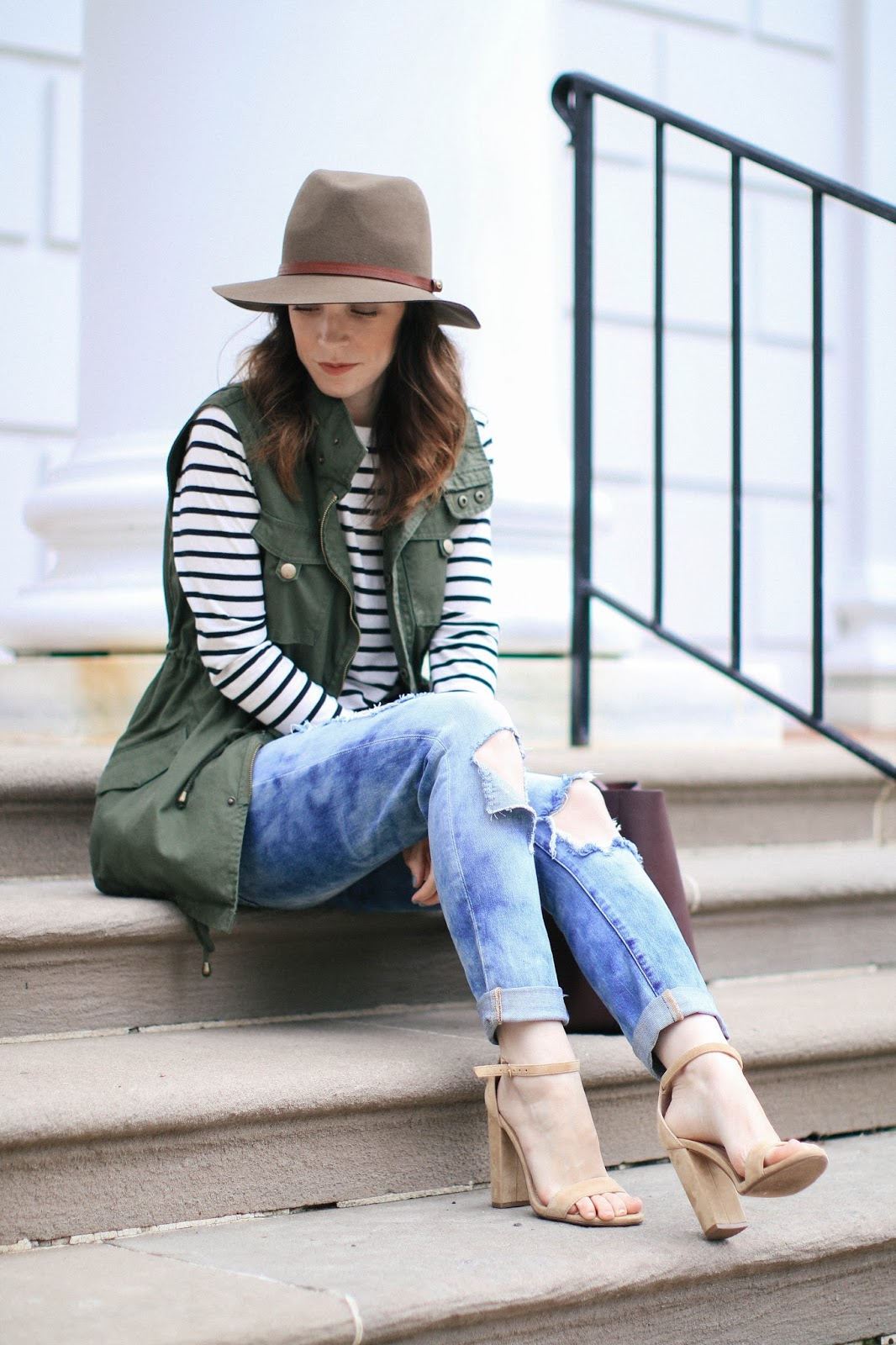 How To Style Sandals For the Fall