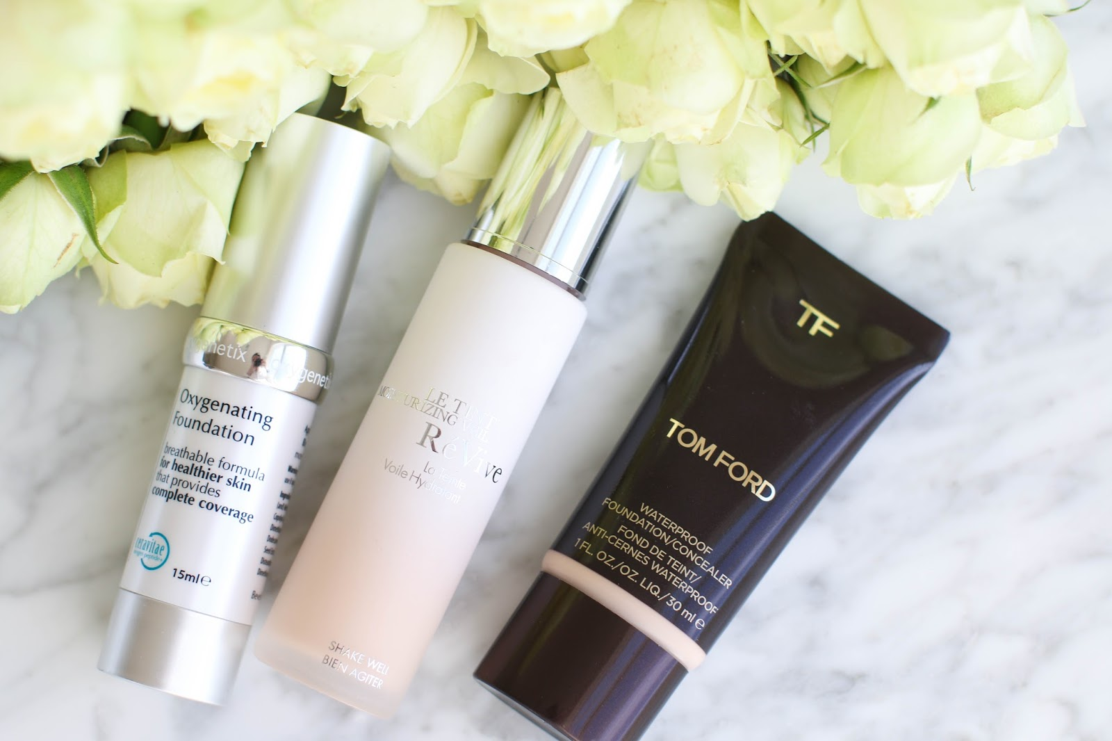 Foundation review of the Tom Ford Waterproof Foundation and Concealer.
