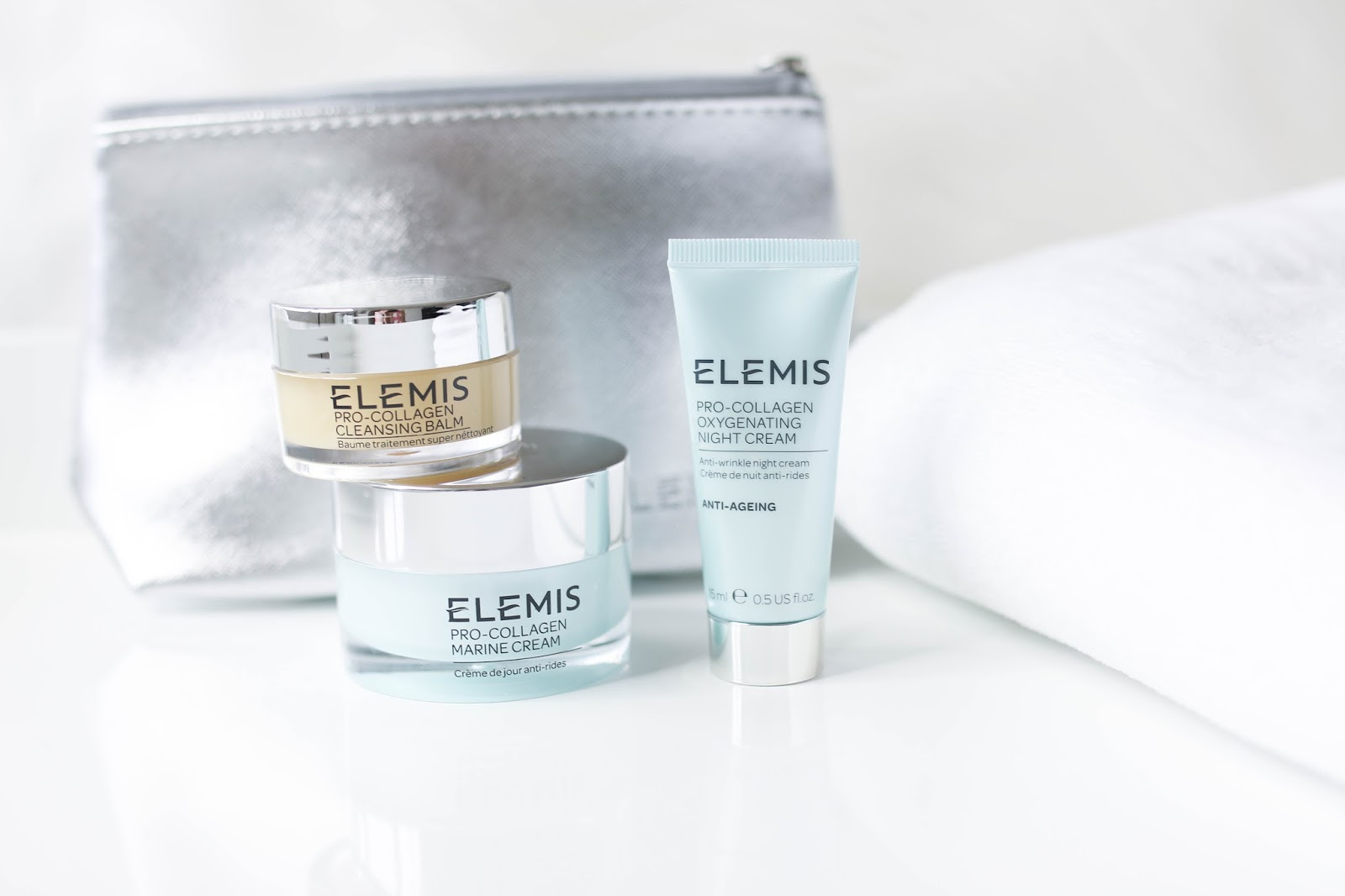 Image result for ELEMIS Pro-Collagen Marine Cream
