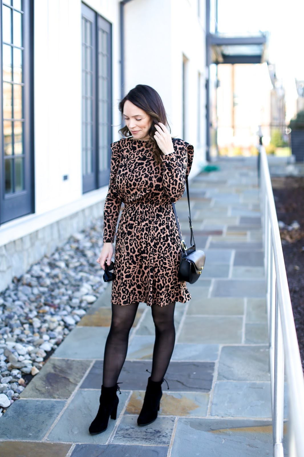 Leopard Print For the Holidays