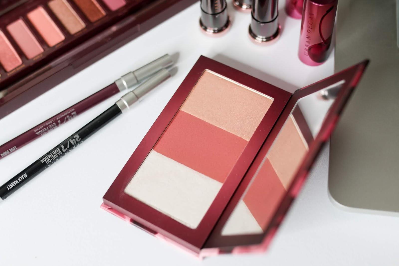 Urban Decay Naked Cherry Eyeshadow Palette