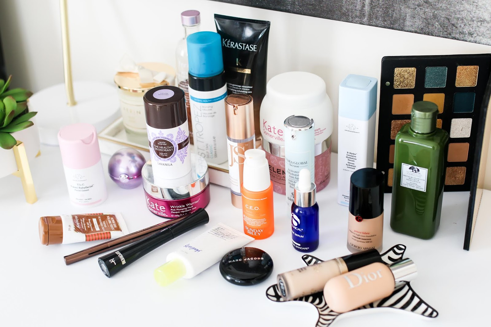 Best of Beauty 2018: All My Favorite Makeup and Skincare